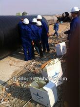 2 layer pe anti-corrosion steel pipe coatings