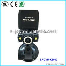High quality EJ-DVR-K2000 1080P Full HD Car dash camera