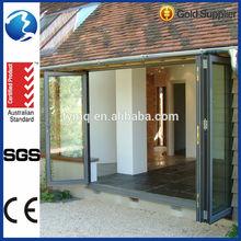High Level Design 136 Series Aluminum Folding Door-Non Thermal Break