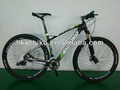 Oem 2012 29er héroe de bicicleta de montaña 8.5kg peso de luz de color todo 30 velocidad de la bicicleta para la venta