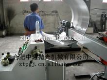dual-fuction automatic metal polishing machine