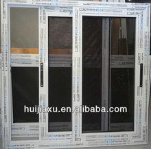 aluminum up down sliding window,sliding window mosquito netting
