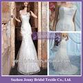 pb123 strapless laço sereia vestidos de casamento para mulheres grávidas