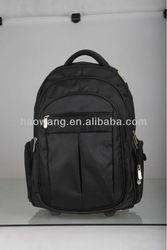 "R60415 Backpack Luggage In 17"" Black"