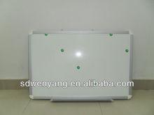 2012 best seller vitreous porcelain enamel whiteboard