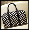 wholesale leisure PU plaid pattern shoulder bag