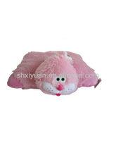 2013 plush animal shaped cushion