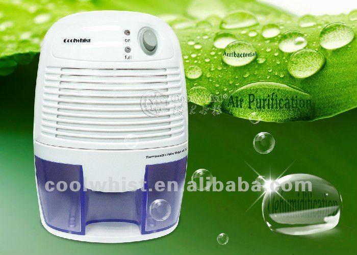 Baño Portatil Pequeno:juegos de vino termoeléctrica mini deshumidificador Humidificador