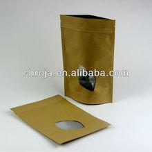Aluminum Foil Brown Paper Bag Food
