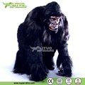 tamaño de la vida animatronic traje de gorila