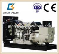 130 kva to 800 kva Power Generator