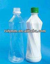500ml şeffaf plastik soda kapaklı şişeleri