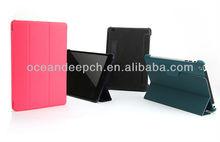 Leather case flip pattern smart case combo for ipad mini 7.0 tablet