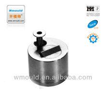 slide clip for injection mould