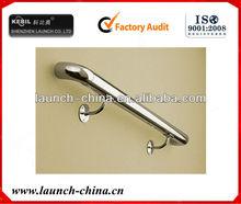 side mounted handrail wall bracket, ISO9001:2008
