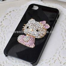 Mobile phone case Hello Kitty(AL-114) accessories DIY decoration