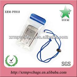 Fashion mobile phone dry bag waterproof