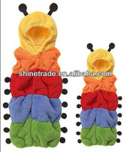 2013 New,Cute Caterpillar shape baby sleeping bag with bean shape, in stock for wholesale,OEM avaialable