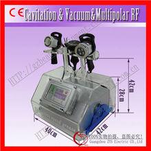 40hz Ultrasonic vacuum cavitation RF slimming machine