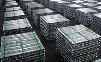 aluminium ingot 99.7 % SGS report