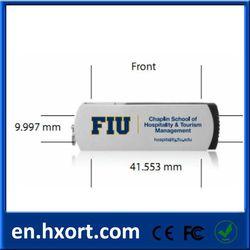 Metal Swivel USB drive flash/USB flash drive/ USB flash disk 1GB