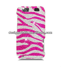 zebra print phone cases for Motorola ATRIX HD,case for ATRIX HD MB886