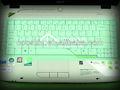 Evrensel için renkli klavye kapağı 14'' dizüstü bilgisayarlar