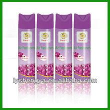 300ml spray air freshener aerosol spray air freshener press air freshener