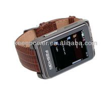 Quad Band Watch Phone 1.8 Inch Touch Screen Bluetooth Camera watchphone