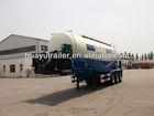 Tri-axle bulk cement trailer for Philippine market