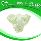 dust protection cleaness SPP disposable non-woven Sauna under pants and panties with different colors and sizes available