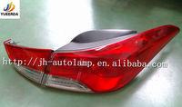 Hy Elantra 2012 tail lamp,2012 elantra Car Accessories back lamp china supplier good price hot sale
