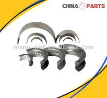 Yuchai 6108L Engine con rod bearing,main bearing,thrust bearing shell parts