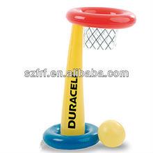 Inflatable Kids Basketball Gate and Ball