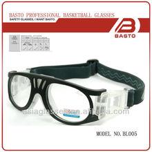 2013 promotional fashion basketball protective eyewear
