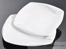 """Wholesale Small Middle Large High Quality 8"""" to 28"""" Gibson Earthware Ceramic Hotel Plate"""
