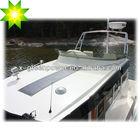 flexible solar panel for boat