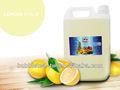 de limón concentrado de jugo de