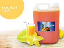 STARFRUIT CONCENTRATE JUICE