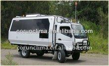 12KW air conditioner Roof Top mounted Mini bus& Van