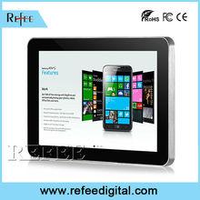 15.6 inch RJ45 port TFT screen digital pop LCD displays