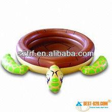 Inflatable Baby Turtle Bath Pool