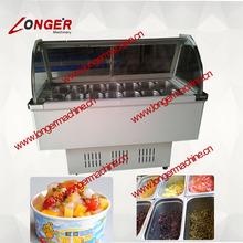 Ice Cream Display Freezer|Commercial Ice Cream Display Freezing Machine