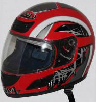 racing helmet for motorcycle