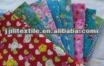 flame retardant cotton flannel fabric German norm Din 4102 B1