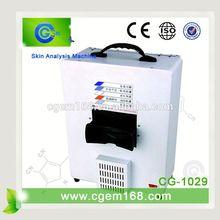 CG-1029 face scanner skin analyzer software skin test