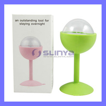 80lm Luminence Vacuum Sucking on Wall White LED Mini Book Light