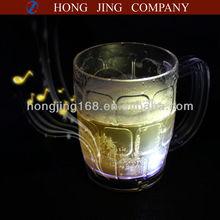music mug with led light