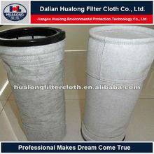 needle incinerator carbon fiber cloth/carbon fiber filter bag