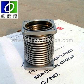 metallic bellows expansion joints